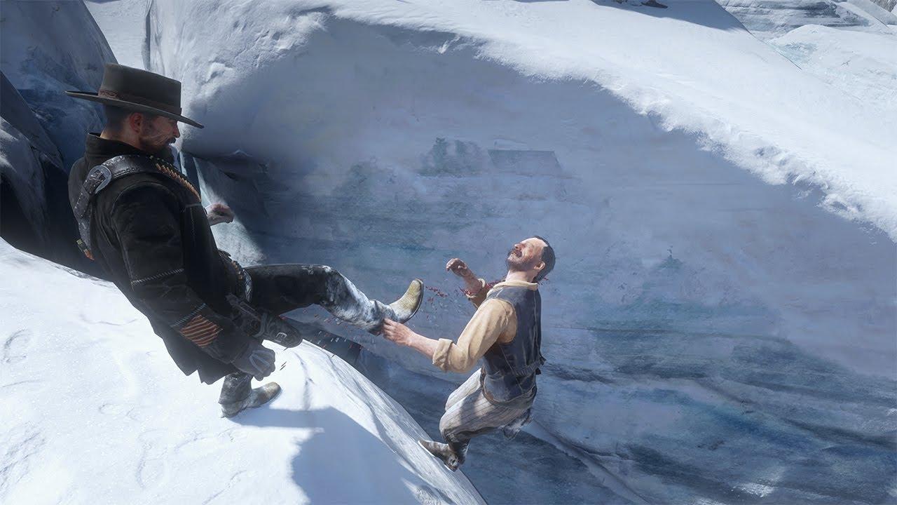 Red Dead Redemption 2 PC 60FPS - Funny & Brutal Moments Vol. 51 (Euphoria Ragdolls) thumbnail