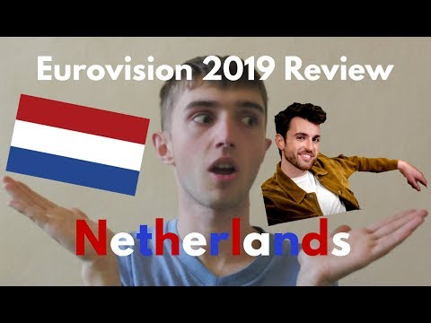 [review]-eurovision-2019-►-#1-netherlands-⁕-duncan-laurence---arcade