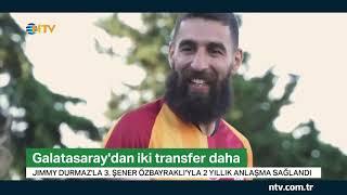 Galatasaray'dan iki transfer daha