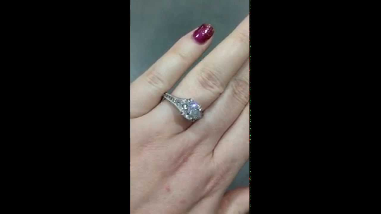 my ring goes to costco youtube - Costco Wedding Rings