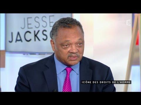 Jesse Jackson, icône des droits de l