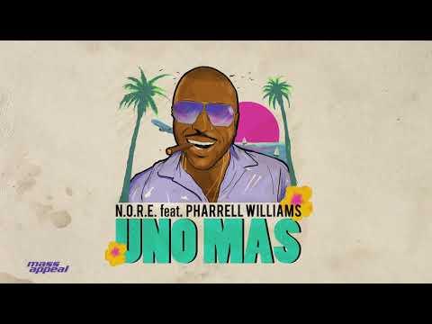 N.O.R.E. - Uno Más feat. Pharrell Williams [HQ Audio]