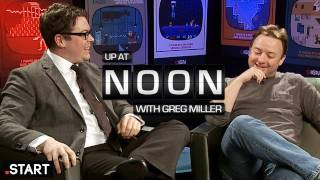 Extended Interview with David Jaffe - Up At Noon