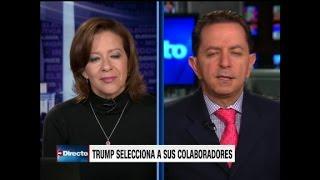 El gabinete del presidente electo Trump