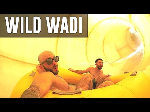 INSANE WATERPARK IN DUBAI!!