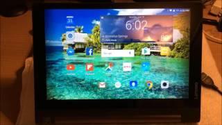 "Lenovo Yoga Tab3 10.1"" Tablet Review"