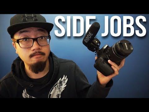 6 Side Job Ideas for Extra Money in 2020 (Side Hustle Ideas)