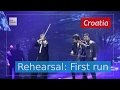 Jacques Houdek My Friend Croatia Live Full Rehearsal Eurovision Song Contest 2017 4K mp3