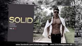 Official Digital Advertisement of SOLID Magazine vol.4 (6/ 6). Now available at leading bookstores Thumbnail