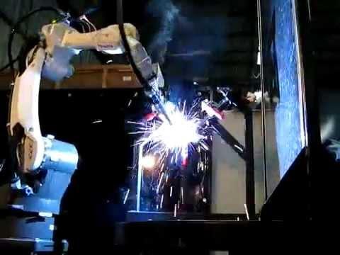 Panasonic Robot Welding System Pipe Welding Static Jig