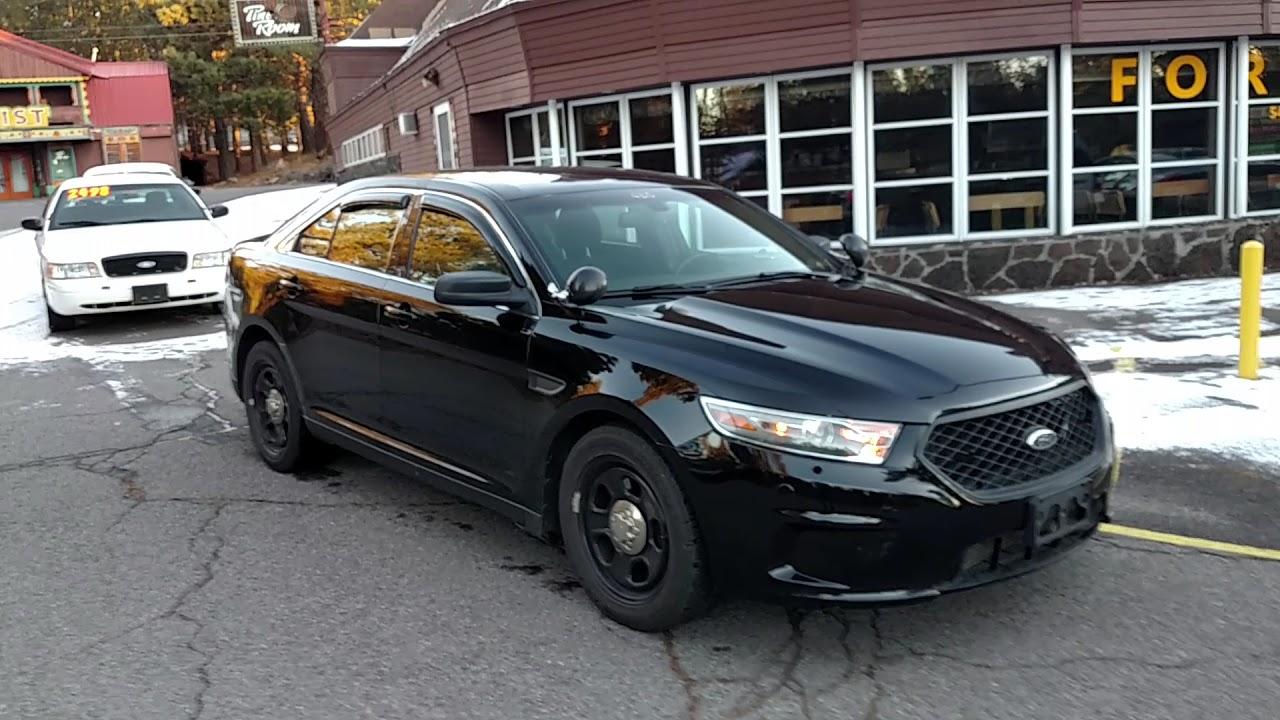 2013 ford interceptor sedan taurus sho 68k mi awd ecoboost twin turbo. Black Bedroom Furniture Sets. Home Design Ideas