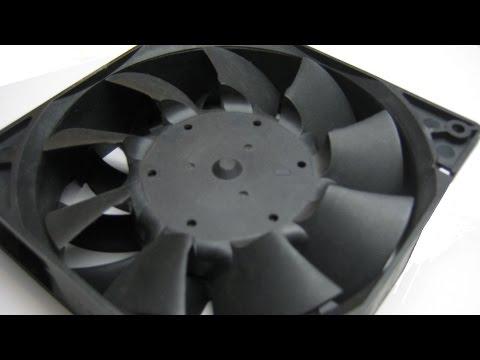 Вентилятор 12 вольт - 13000 Rpm