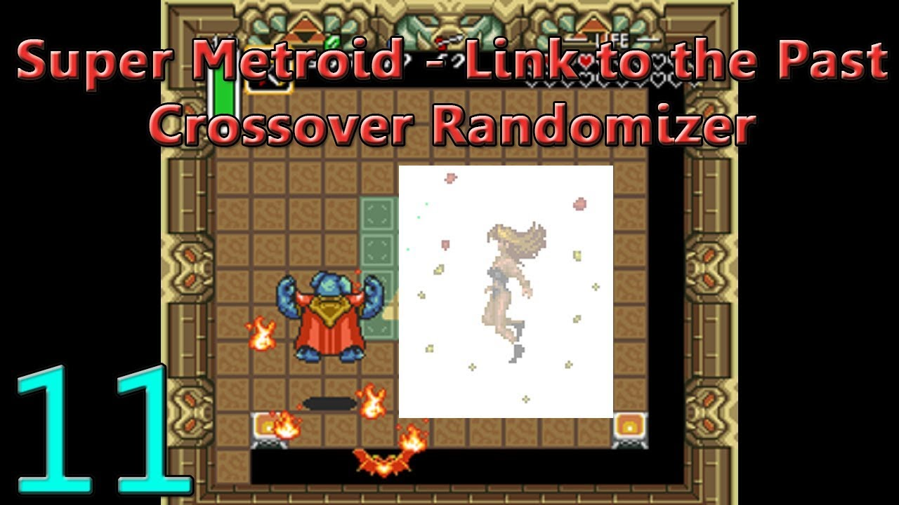 11  Let's Play: Super Metroid - Link to the Past Crossover Randomizer by  BlueAnkylo