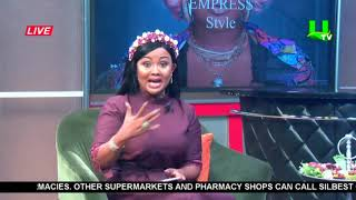 UNITED SHOWBIZ WITH EMPRESS NANA AMA MCBROWN      19/09/2020