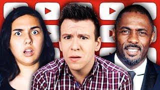 YouTube Burnout Goes Mainstream, Elle Mills, Idris Elba Bond Backlash, University Scandal, & More...
