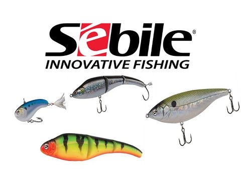 Inventive Fishing New Product Introduction: Sebile Lures