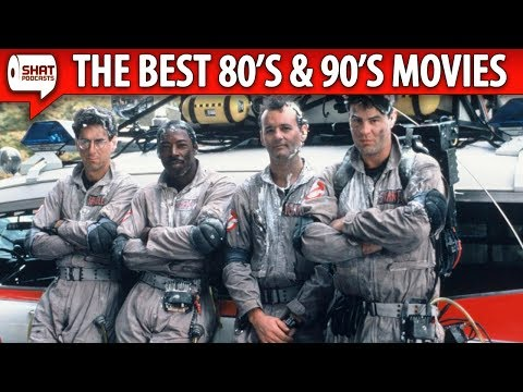 Ghostbusters (1984) - The Best Movies of the 80's & 90's
