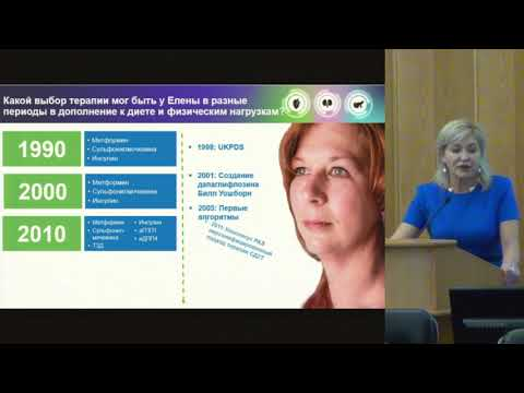 Демидова Т. Ю.«Клинические подходы к терапии сахарного диабета 2 типа.