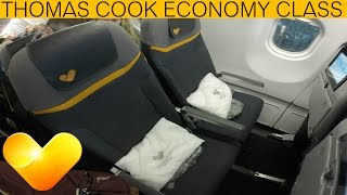 TRIP REPORT|Thomas Cook ECONOMY CLASS A330