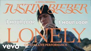 1 hour loop | Justin Bieber - Lonely (Official Live Performance) | Vevo