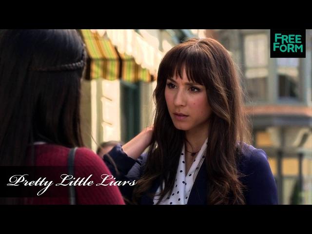 Pretty Little Liars | Season 6, Episode 15 Clip: Spencer & Mona | Freeform