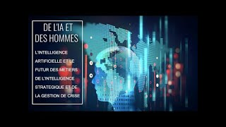 🖥 Prévenir et gérer les crises avec l'intelligence artificielle | Séminaire de l'IEC-IES