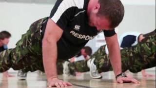 Glasgow Warriors Rm Condor 2011 Training Part 1