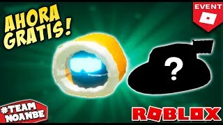 New Roblox Event: Overheat & Hat FREE Roblox in Spanish