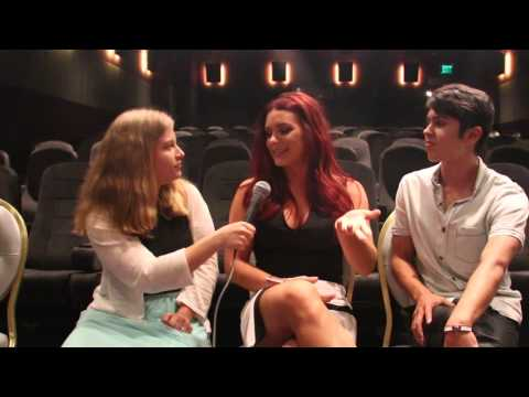 Marissa Milele and Moises Parra Interview - High Strung Movie Exclusive Screening