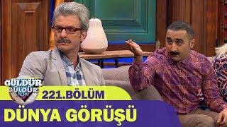 Güldür Güldür Show 221.Bölüm   Mesut Enişte - Dünya Görüşü
