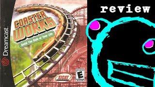 Coaster Works (Dreamcast) Review - Nostalgia Wound