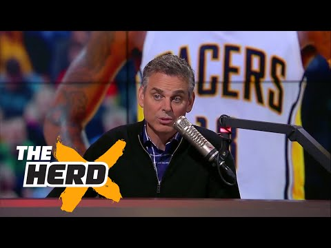 Colin Cowherd: 'There is not a big gap between Fultz, Fox, or Lonzo' | THE HERD