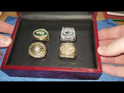 Championship Rings For Christmas