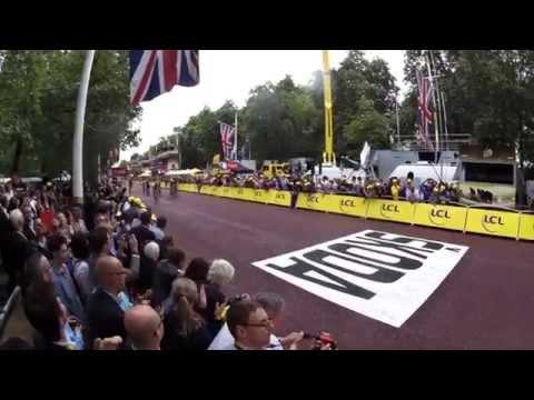 TdF London Finish