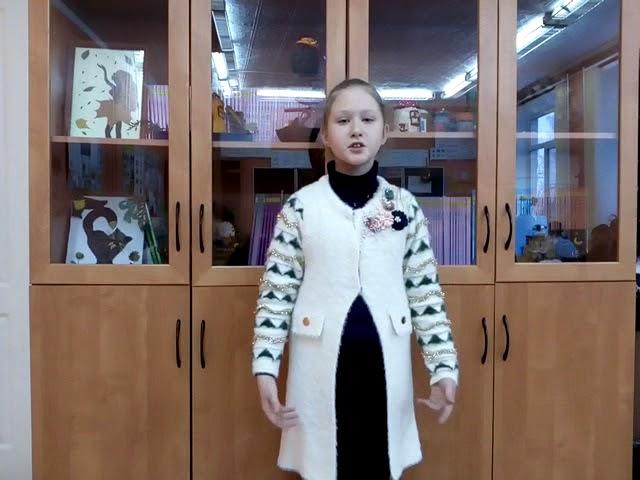Изображение предпросмотра прочтения – ЕкатеринаБобкова читает произведение «Не стесняйтесь доброты» Л.Шешуковой