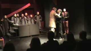 Трейлер dram-оперы «Гамлет» (театр «Вернадского 13»)