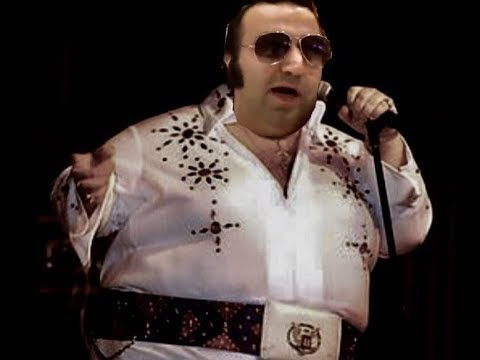 "Campervan Elvis Has Just Purchased the ""Fat Guy Prepper"" Karaoke Instructional Tape"