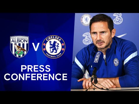 Lampard Gives Mendy Update + Ziyech & Pulisic Almost Back To Full Fitness | West Brom v Chelsea
