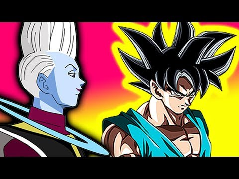 Whis Discovers HIDDEN TRUTH Behind Goku Ultra Instinct New Form