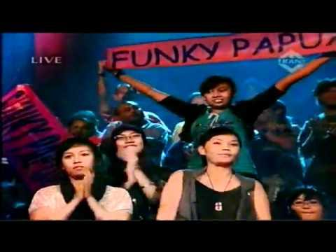 YouTube   Funky Papua FINAL3 Indonesia Mencari Bakat 31 July 2010 HD