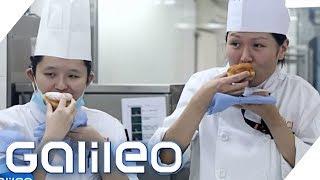 Der deutsche Bäcker-Lehrer in Hongkong | Galileo | ProSieben
