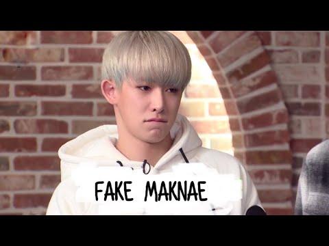 Monsta X's fake maknae Wonho