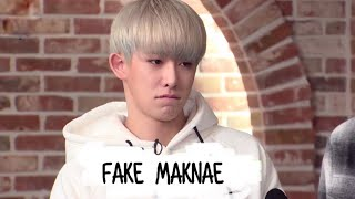 Monsta X's fake maknae Wonho