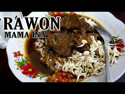 Resep Dan Cara Membuat Rawon Daging Sapi Khas Jawa Timur