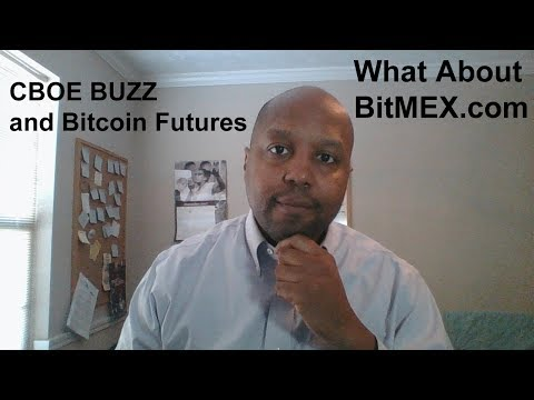CBOE Bitcoin Futures Trading ... Check Out BitMEX