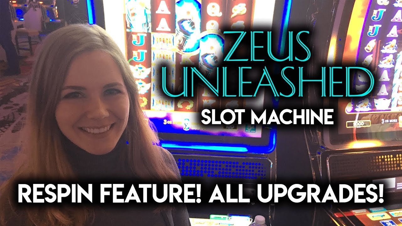 Zeus unleashed slot machine