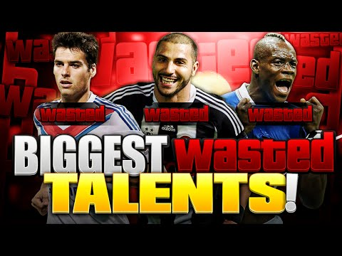 BIGGEST WASTED TALENTS!