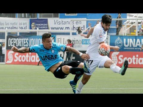 Deportes Iquique 1 - 1 O'Higgins   Fecha 3 Apertura 2016