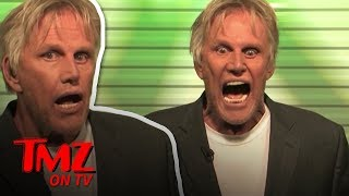 Gary Busey's VERY Passionate About His New Book | TMZ TV