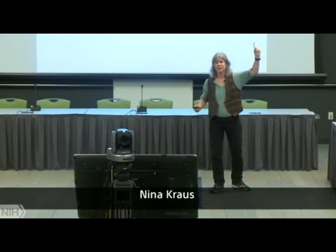 Nina Kraus at the National Institutes of Health: Making Sense of Sound